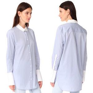 EQUIPMENT Arlette tunic shirt